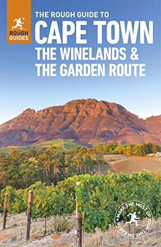 The Rough Guide to Cape Town, The Winelands & the Garden Route de Rough Guides
