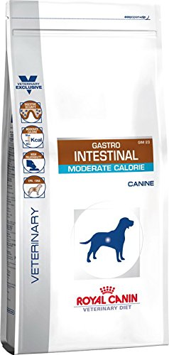 Royal Canin  Veterinary Diet Dog Gastro Intestinal Moderate Calorie Nourriture pour Chien de Royal Canin
