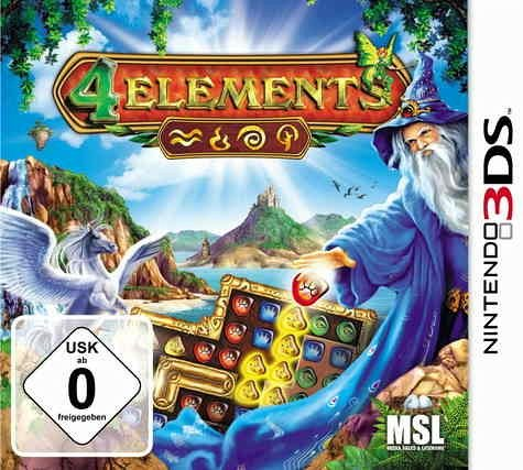 4 Elements [import allemand] de ADS