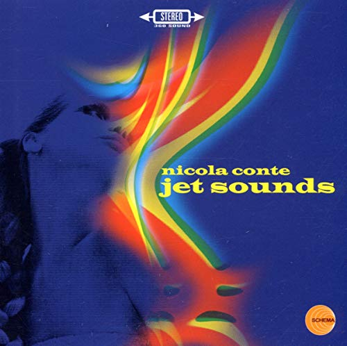 Jet Sounds de SCHEMA RECORDS