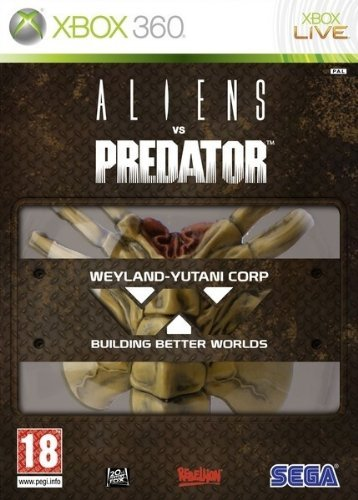 Aliens Versus Predator - Hunter Edition de Séga