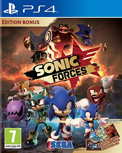 Sonic Forces - Bonus Edition de Séga