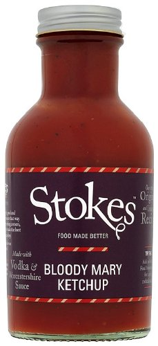 Stokes Bloody Mary Ketchup 250 ml