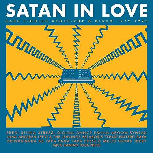 Satan in Love Rare Finnish Synth-Pop & Disco 1979-1992 (Various Artists) [Import Allemand] de SVART RECORDS