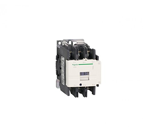 Schneider Electric LC1D95P7 contacteur TeSys LC1-D, 3P, 95 A, 440VAC-3, bobine 230 VCA, 50/60 Hz de Schneider Electric