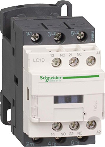 Schneider Electric lc1d12gd Contacteur 12 A 125 V DC, Commission cont. 12 A 125 VDC de Schneider Electric