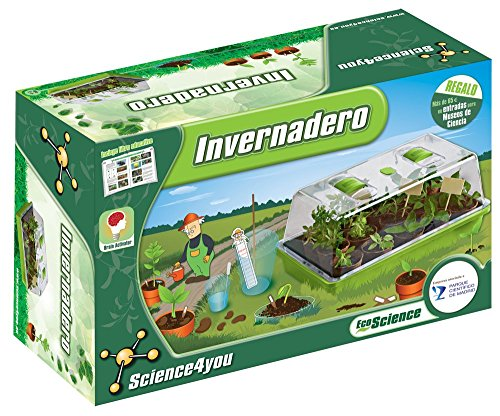 Science4You Ecological House Kit Educational Science Toy STEM Toy by Science4you de Science4you