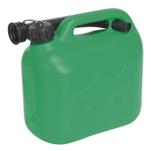 Sealey Jc5g Carburant Peut Pierres - Vert de Sealey