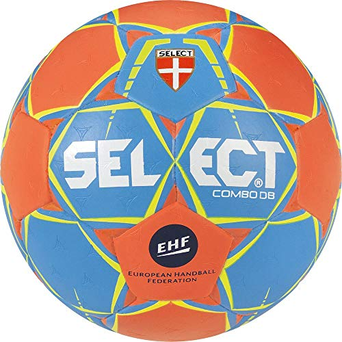 Select Combo handball 3 blau/Orange/Gelb de Select