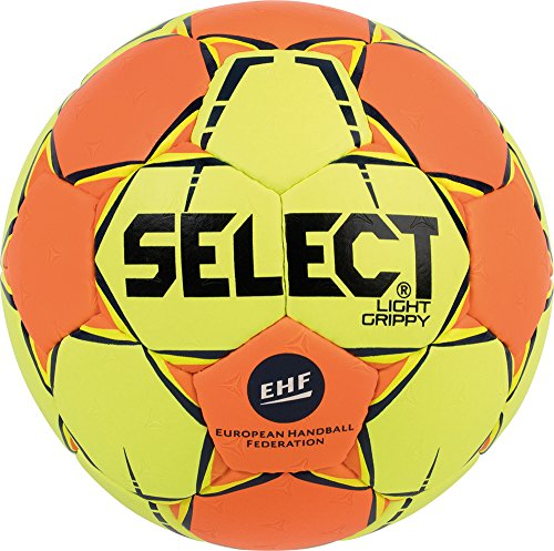 Select Light Grippy enfants de handball 1 gelb orange de Select