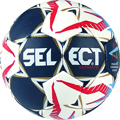 Select Ultimate CL Men handball 2 bleu/blanc/rouge de Select