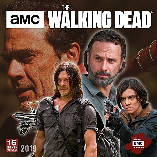 AMC The Walking Dead 2019 Calendar de Sellers Publishing, Incorporated
