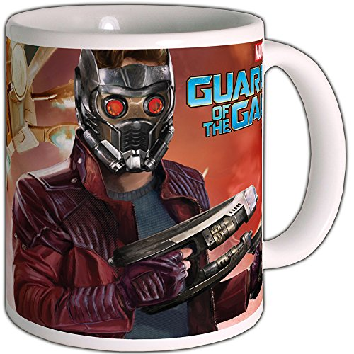 Mug Star Lord (Marvel Les Gardiens de la Galaxie - vol.2) de Sémic