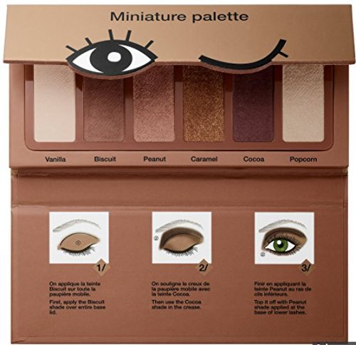 sephora Collection miniature Palette ~ Cookie Shades de Sephora
