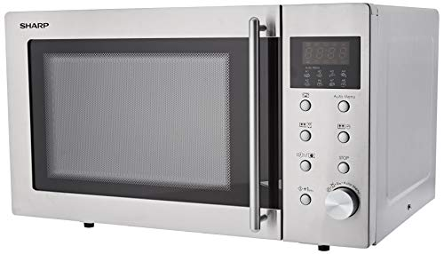 Sharp R-28STW Four Micro-Onde Classique 23 L 800 W Classe: A+++ Inox de Sharp