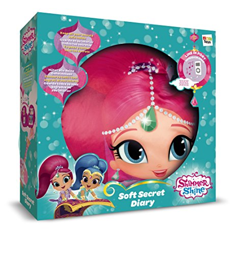 IMC Toys 275034 – électroniques Journal Secret Shimmer & Shine de Shimmer and Shine