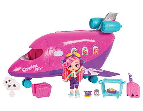 Shopkins Shoppies Jet de Skyanna de Shopkins