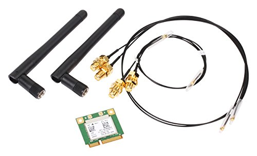 Shuttle Kit de mini wifi PCIe/802.11 ac + BT XPC Cube/slim PC de Shuttle