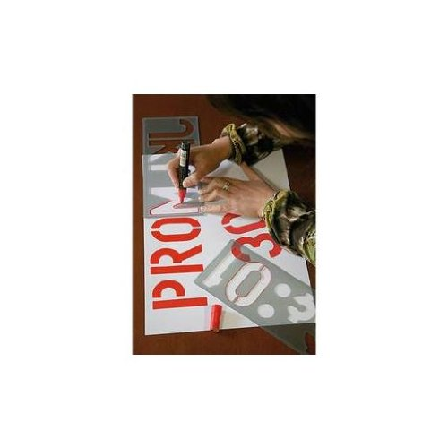 SIG TRACE LETTRE ABS 50MM 06692 de Sign diffusion