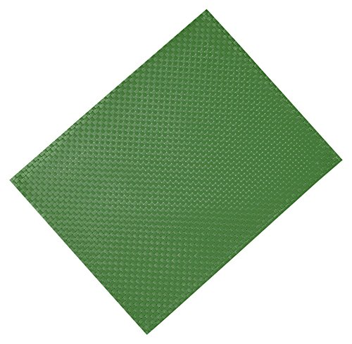 Silicone Gold Nappe individuelle, Vert Bouteille, 45 x 30 x 1 cm de Silicone Gold