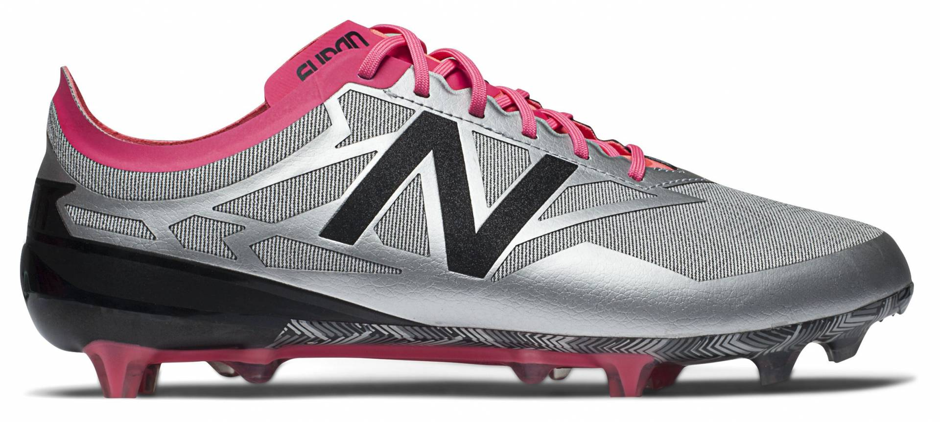 Furon Flare Limited Edition de Silver with Alpha Pink & Black