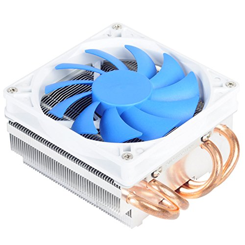 SilverStone SST-AR06 - Argon Ventilateur de processeur 4 Caloducs en contact direct, 92mm PWM, Intel/AMD de SilverStone Technology