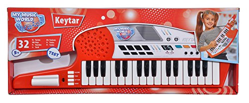 Simba 106834252 My Music World Keytar Clavier de Simba