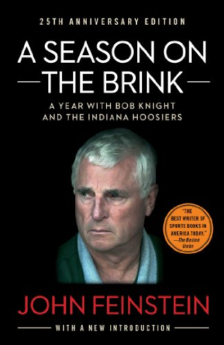 A Season on the Brink: A Year with Bob Knight and the Indiana Hoosiers de Simon & Schuster