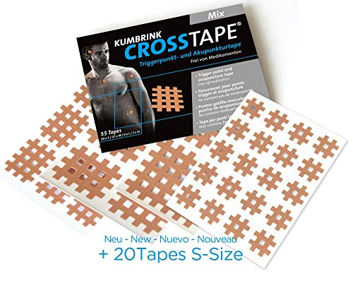 CROSS TAPE® MIX CONTRE Pb MUSCULAIRES CIRCULATOIRES-2833 de Sissel