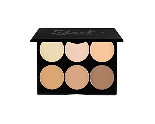 """Élégant Crème contour kit de maquillage, Medium"" de Sleek MakeUp"