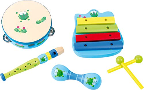 Small foot company - 2961 - Set Jouet Musical - Grenouille de Small foot company