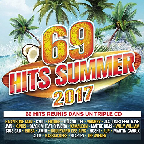 69 Hits Summer 2017, Vol 1 de Smart