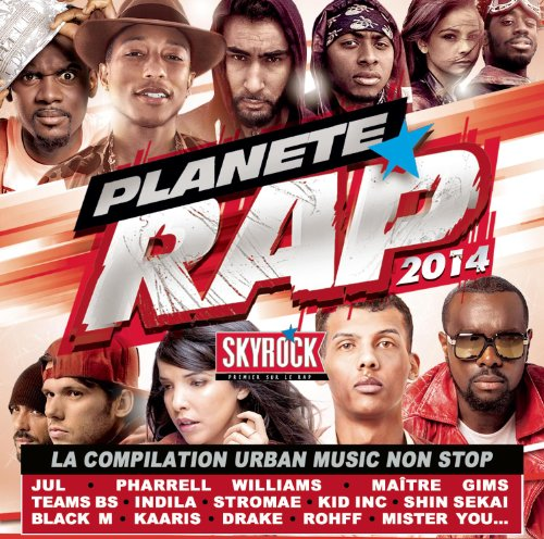 Planete Rap 2014 - CD+DVD