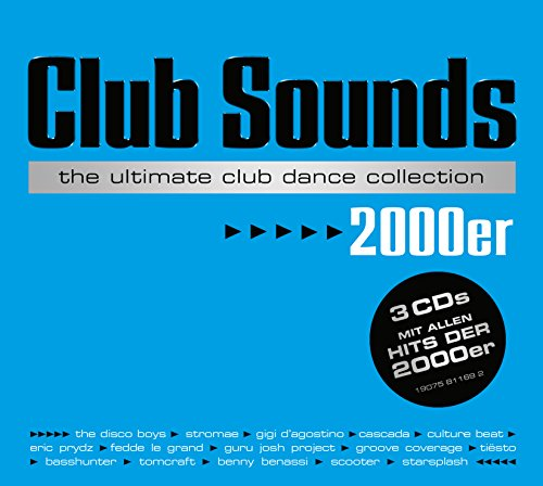 Club Sounds 2000er [Import allemand] de Sme Media (Sony Music Austria)