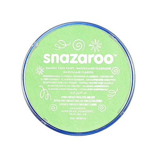 Snazaroo - 1118400 - Maquillage - Galet de Fard Aquarellable - 18 ml - Vert Clair de Snazaroo