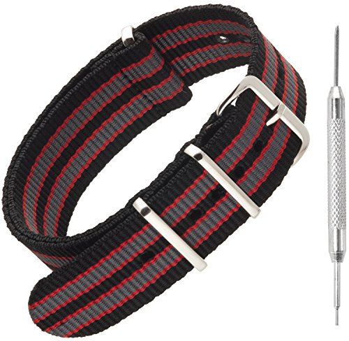 Montre  - Sniper Bay -  Sniper Bay NATO watch strap de Sniper Bay