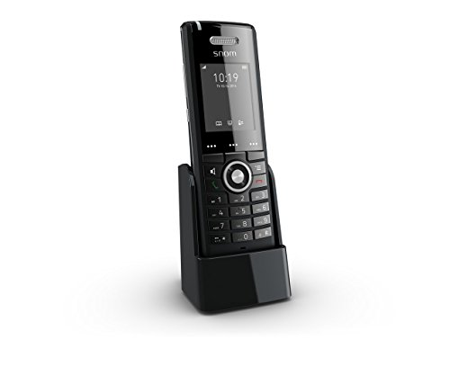 Snom m65 DECT Cordless Advanced Multicell Dect Handset de Snom