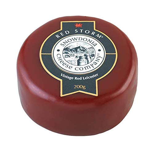 Snowdonia Cheese Company Red Storm 200g de Snowdonia Cheese Company