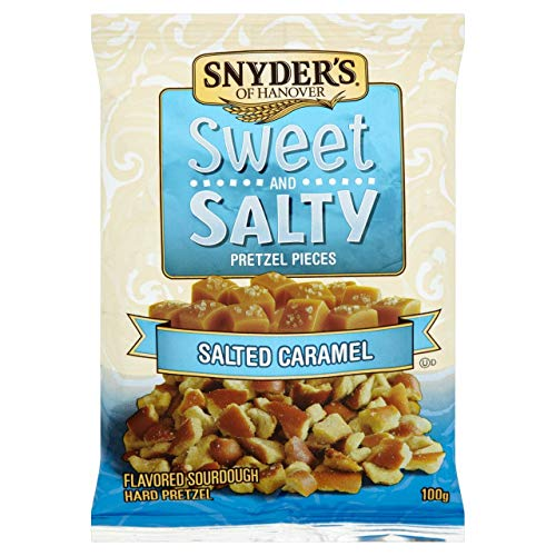 Snyders Pretzel Pieces Sweet & Salty 10 x 100g de Snyder's of Hanover
