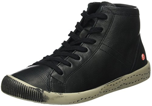Softinos Womens Isla Militar Leather Shoes 42 EU