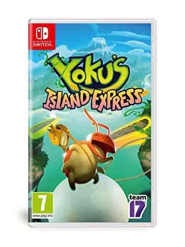 Yoku's Island Express pour Nintendo Switch de Sold Out Software