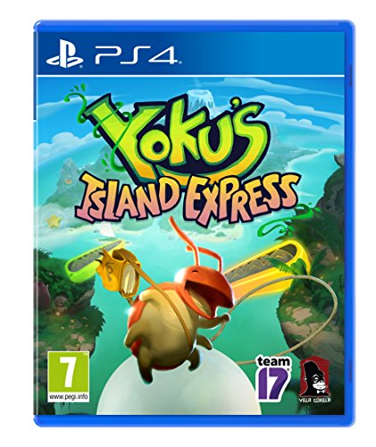 Yoku's Island Express PS4 Game de Sold Out Sales and Marketing