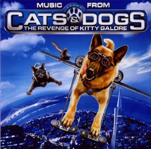 Cats and Dogs: the Revenge of Kitty Galore de Sony Classical