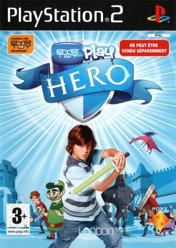 Eye Toy Play : Hero (avec Epée) de Sony Computer