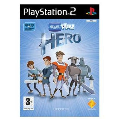 Eye Toy Play : Hero - Epée + Caméra de Sony Computer