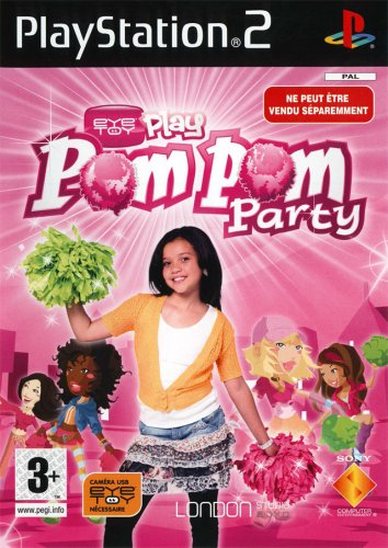 Eye Toy Play : PomPom (avec PomPoms) de Sony Computer