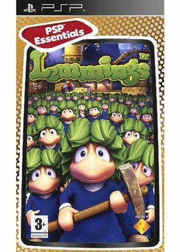 Lemmings - collection essential de Sony Computer