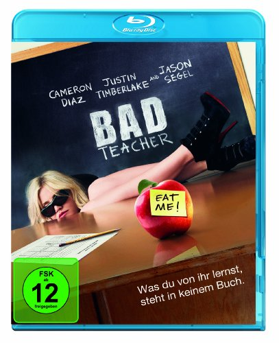 Bad Teacher-Baddest Teacher Edition [Blu-ray] de Sony Pictures Home Entertainment Gmbh