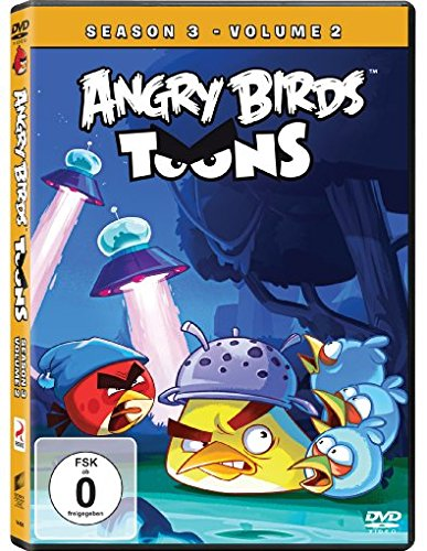 Angry Birds Toons-Season 3-Vol.2 de Sony Pictures Home Entertainment Gmbh