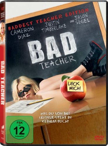 Bad Teacher-Baddest Teacher Edition de Sony Pictures Home Entertainment Gmbh